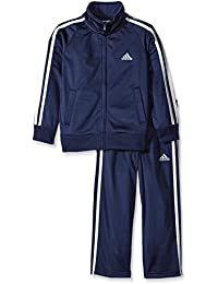 Boys Iconic Tricot Jacket and Pant Set