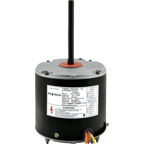 OEM Upgraded Replacement for Rheem Condenser Fan Motor 8101-5654