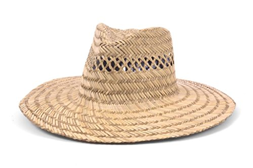 ale by Alessandra Women's Maddie Ventilated Sunhat Packable, Adjustable and UPF Rated, Natural, One Size