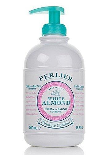 Perlier White Almond - Perlier White Almond Bath/Shower Cream and Body Cream