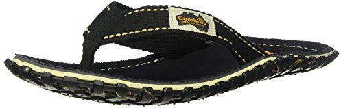 Manly Flip Gumbies Unisex Canvas Black Flops Islander Red wcSRA