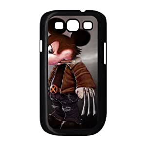S-N-Y8094581 Phone Back Case Customized Art Print Design Hard Shell Protection Samsung Galaxy S3 I9300