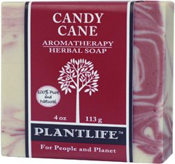 Candy-Cane-Aromatherapy-Herbal-Soap