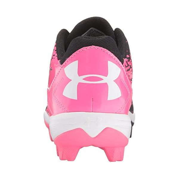 Under Armour Mens Boys Leadoff Low RM Jr Baseball Shoe