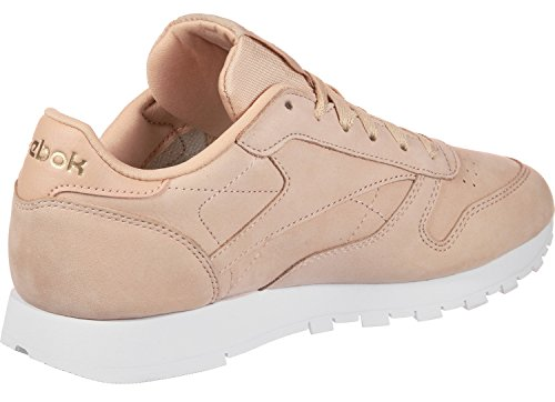 5 Classic Leather Rose Reebok Damen Classic Sneakers 70 38 qxtT8a