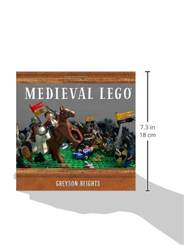 Medieval LEGO by No Starch Press (Image #9)