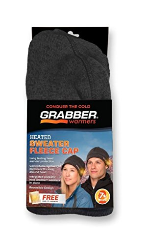 Cap, Gray (Grabber Heated Glove)