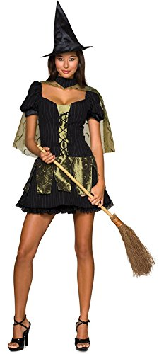 Women's Costume: Wicked Witch Secret Wishes- (Secret Wishes Wicked Witch)