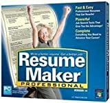 RESUMEMAKER PRO VERSION 14 JC (WIN XP,VISTA)