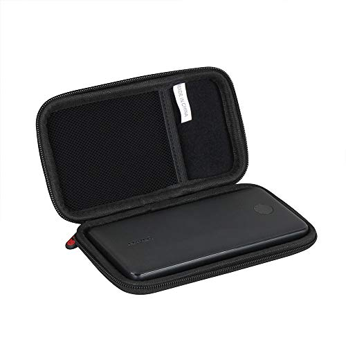 Hermitshell Hard Travel Case for Anker PowerCore Slim 10000 / Anker PowerCore Slim 10000 PD Ultra Slim Portable Charger