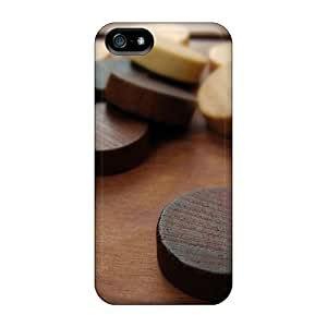 AleighasZelaya Premium Protective Hard Case For Iphone 5/5s- Nice Design - Small Cork Hd