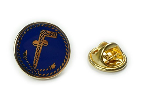 - Tubal Cain Tubalcain Freemason Masonic Hat Jacket Suit Tie Lapel Pin