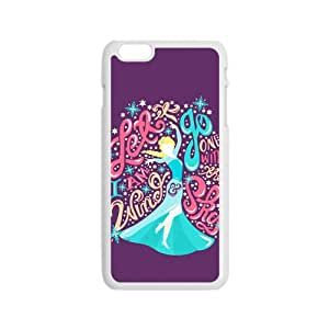 Frozen Princess Elsa Cell Phone Case for Iphone 6