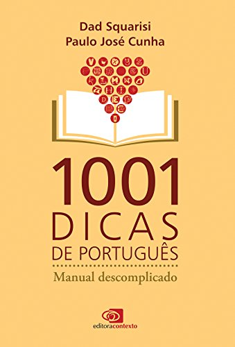 1001 Dicas de Português  manual descomplicado eBook  Dad Squarisi ... ee57884619e56