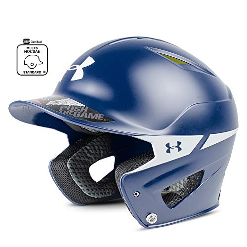 Under Armour Baseball Under Armour Converge Batter's Helmet - Two Tone Navy, Adult (12+)