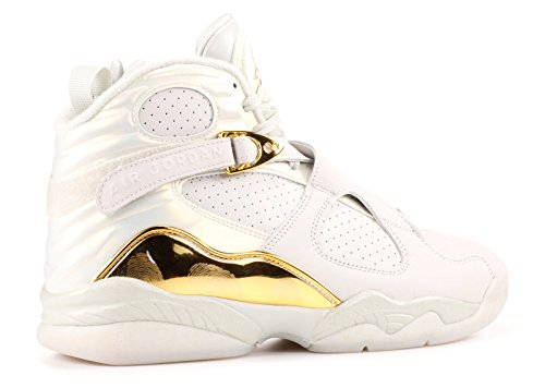 Scarpe Basket Bianco amp;c white Nike Uomo Jordan Air Retro Bone Light Gold Metallic da Blanco C 8 aXv8Ywqv
