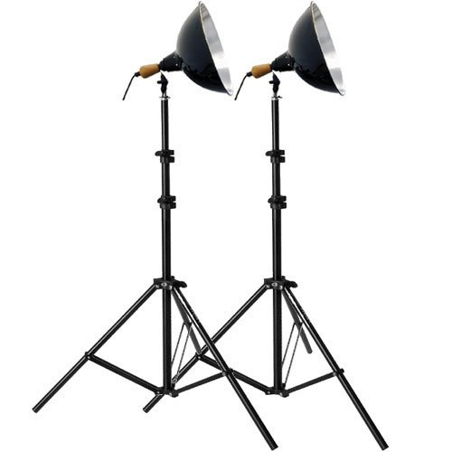 Impact Daylight Two-Floodlight Light Kit by Impact