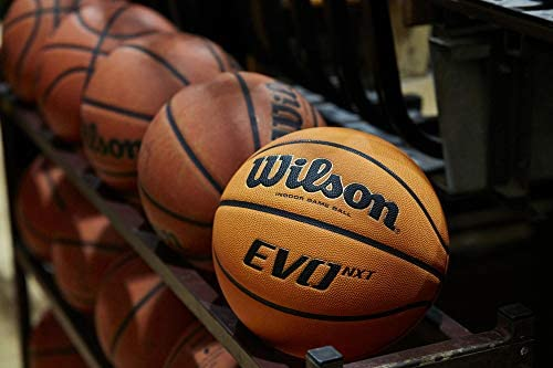 Wilson EVO NEXT GAME, Balón de baloncesto, Interior, Material ...