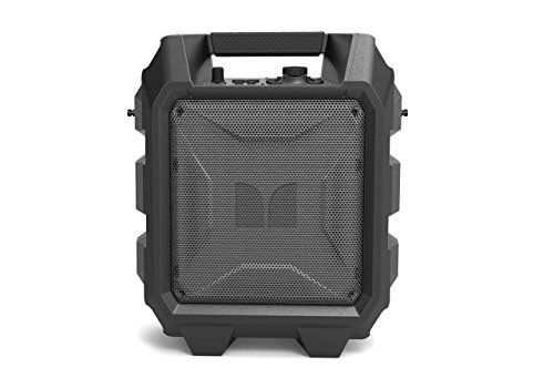 Monster RRMINI Rockin' Roller Mini FM radio Bluetooth Wireless