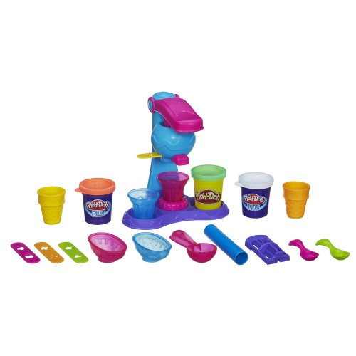 Play-Doh Sweet Shoppe Double Treat Ice Cream Set (Play Doh Ice Cream Set compare prices)
