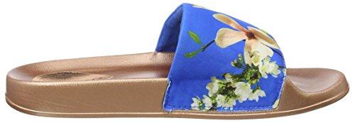 Harmony Bout Ouvert Baker Ted Blue Avelinn Sandales Bleu Femme ftUxBqw