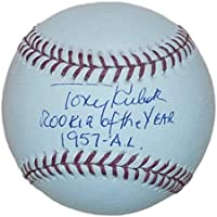 $96 » Signed Tony Kubek Baseball - OML 57 Al ROY 12003 - JSA Certified - Autographed Baseballs