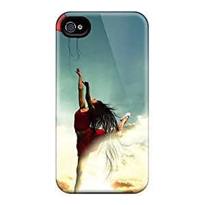 RDV327rixn Case Cover Protector For Iphone 4/4s Within Striking Distance Case