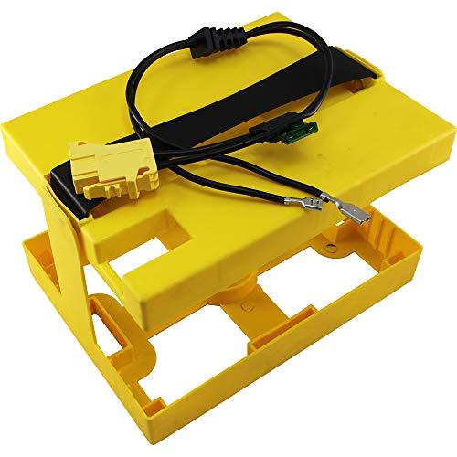 Wondrous Amazon Com Peg Perego 24 Volt Replacement Battery Case Battery Wiring Cloud Battdienstapotheekhoekschewaardnl