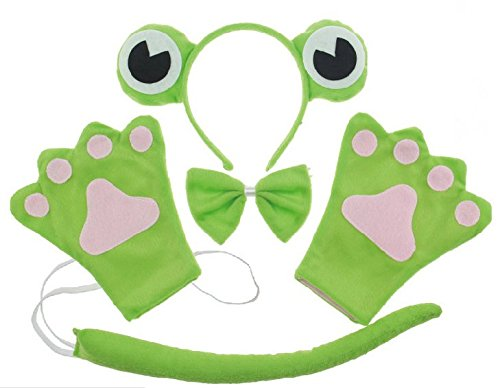 Frog Halloween Festival Party Show Celebration Accessory ...