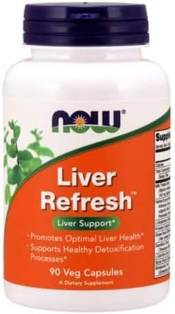 Now Foods Liver Detoxifier & Regenerator, 90 caps ( Multi-Pack)