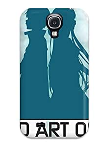 rebecca slater's Shop Faddish Phone Sword Art Online Wallpaper (kirito And Asuna) Case For Galaxy S4 / Perfect Case Cover 6891990K14360129