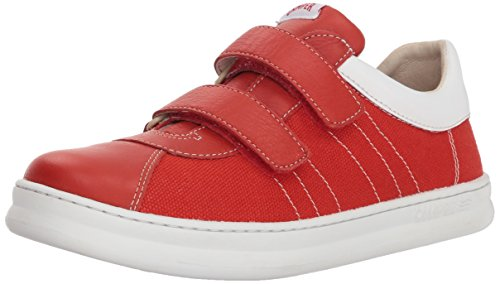Camper Kids Boys' Runner Four Kids K800139 Sneaker, red, 33 M EU Big (2 US)