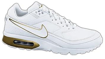 quality design f0295 b3fb4 Nike Air Classic BW SI white-white-metallic-gold-black - 47