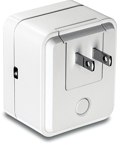 TRENDnet  TEW-737HRE N300 20 DBM, High Powered Universal Wireless Range Extender, Wi-Fi Repeater, Wall Plug, Plug and Play, Ethernet Port, One Touch connection (WPS), Smart Signal Indicator LED,IP V6, On/Off Power switch, TEW-737HRE by TRENDnet (Image #2)'