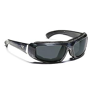 7eye Bali Nxt Photo Resin Sunglasses,Gray Tortoise Frame/24:7 NXT Original Lens,one size