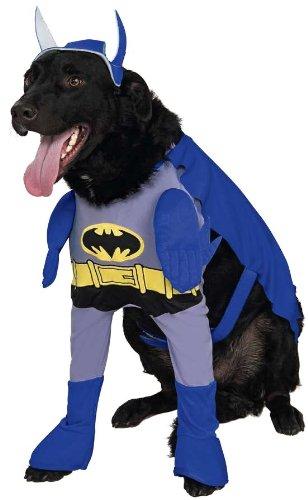 Batman Dog Pet Costumes (Batman Dog Pet Costume - Large)