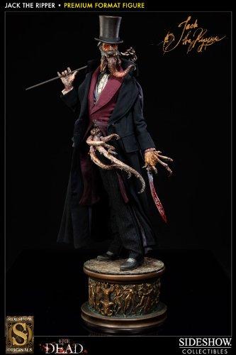 (The Dead 1/4 Scale Premier Figure Jack the Ripper (Japan Import))