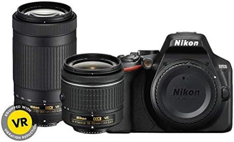 Nikon D3500 2 Lens kit (D3500 Body + AF P 18-55mm VR + AF P 70-300mm VR