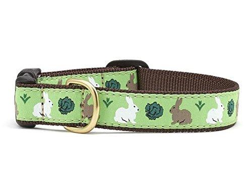 Up Country Garden Rabbit Collar - Small Narrow