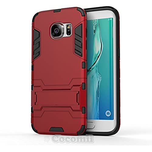Galaxy S7 Edge Case, Cocomii [HEAVY DUTY] Iron Man Case :::NEW::: [ULTRA WAR ARMOR] Premium Shockproof Kickstand Sales