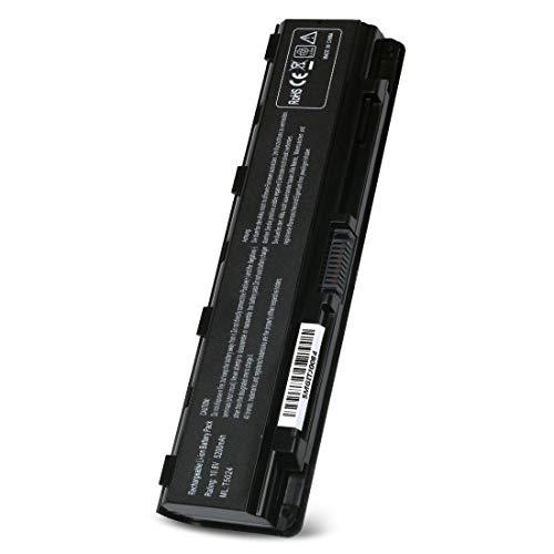 New PA5024U-1BRS PA5023U-1BRS Notebook Battery Compatible with Toshiba Satellite C55 C55-A C55T C55DT C855 C855D Series PA5109U-1BRS PA5026U-1BRS PABAS272 Laptop 10.8V 5200mAh/56Wh-12 Months Warranty (Battery Toshiba Satellite S855)