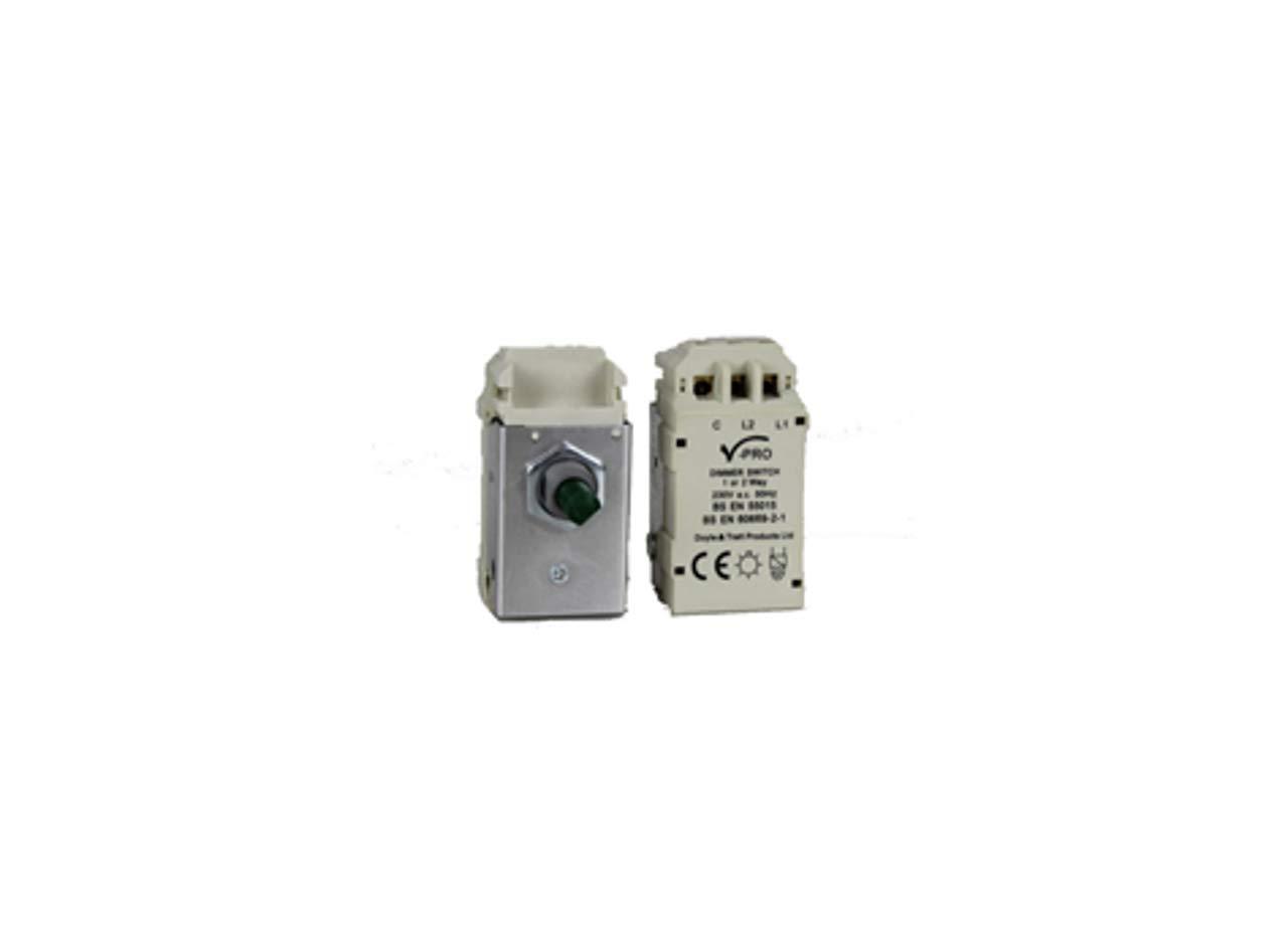 Varilight Mjp300 High Power V Pro 1 Or 2 Way Led Dimmer Amazonco Wiring Instructions Diy Tools