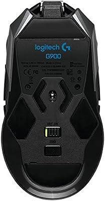 Logitech G900 Chaos Spectrum Professional Grade Wired