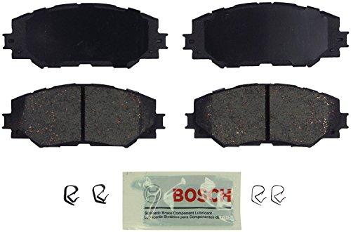 2010 toyota corolla brake pads - 6