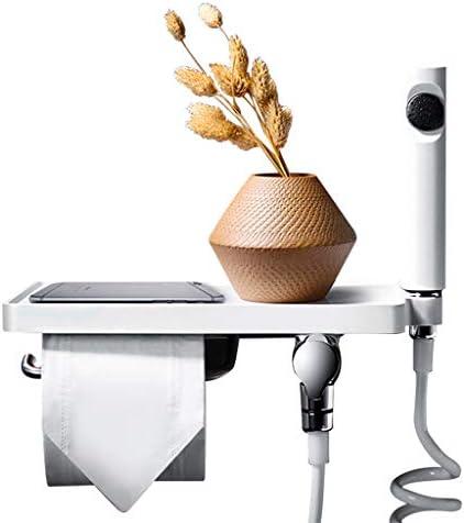 GONDD 多機能浴室ペーパータオルラッククリエイティブトイレクリーニングブースタースプレーガン