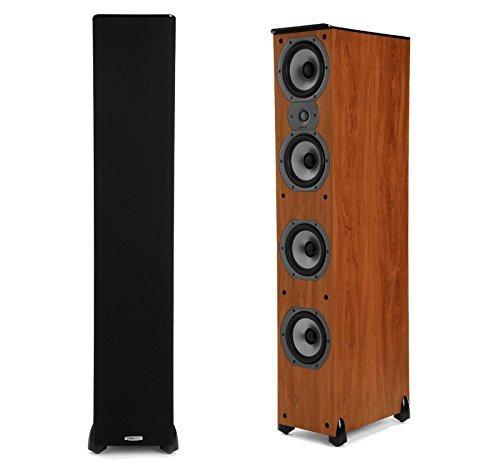 Polk Audio TSi 500 Cherry Tower Speakers (Pair)