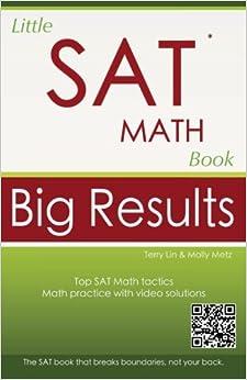 Little SAT Math Book Big Results