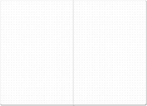 Large Product Image of Essentials Dot Matrix Notebook, A5 size (Bullet Journal)