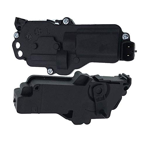 Power Door Lock, Left Driver Side Door Lock Actuator Motor Replace 3L3Z25218A43AA for Ford F150 F250 F350 F450 F550 Lincoln Mercury