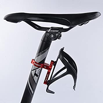 GUB Handlebar Seatpost Water Bottle Cage Mount Conversion Quick Cage Adapter